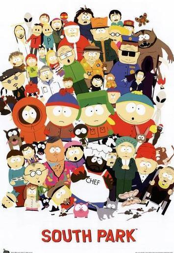 South Park Saison 14 Episode 9 [HDTV.XviD.VOSTFR][DF]