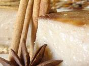 Flan tout épicés pâte sablée reglisse