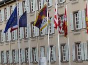 """MULHOUSE CHINE drapeau Tibétain flotte Mulhouse """"enfin"""" suite"""
