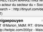 Tweetie client Twitter pour l'iPhone supporte maintenant Ping.fm Retweet