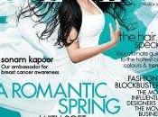 Sonam Kapoor couverture Elle