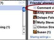 Commentez éléments partagés Google Reader