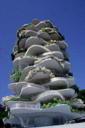 Point sur l architecture de demain paperblog - L architecture de demain ...