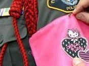 Porter Hello Kitty, honte Thaïlande