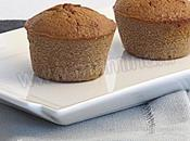 Muffins farine châtaigne miss diane