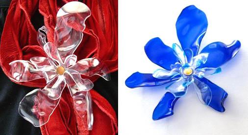des orchid es en plastique recycl paperblog. Black Bedroom Furniture Sets. Home Design Ideas