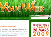 YouOnTheWeb Cultivez votre identité numérique mars 2009