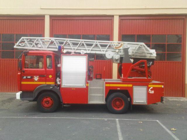 Camion pompier - Leo le camion pompier ...