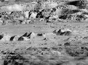 cratère Copernic photographié sonde Lunar Orbiter