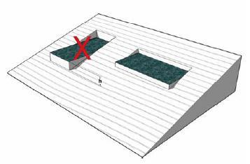 Construire une piscine dans un jardin en pente lire for Construction piscine sur terrain en pente