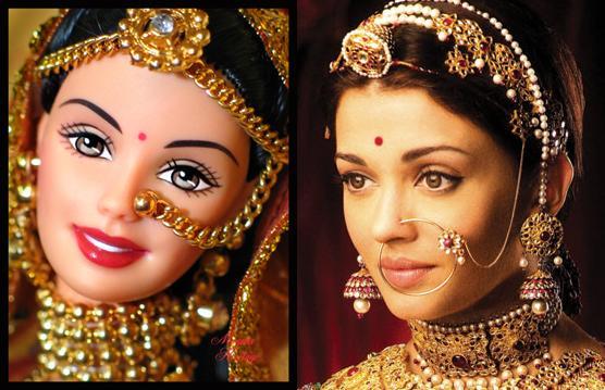 Bollywood : Aishwarya Rai jalouse de Katrina Kaif à cause de Barbie ?!