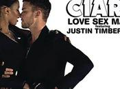 Ciara Feat. Justin Timberlake Love Magic