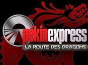 Coup d'envoi saison Pékin Express vendredi avril