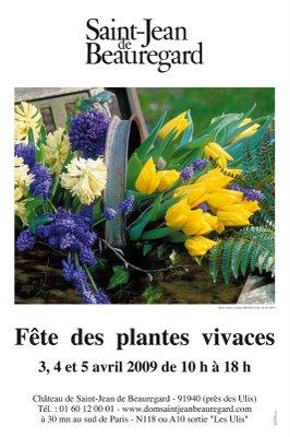 25e fete des plantes vivaces de saint jean de beauregard. Black Bedroom Furniture Sets. Home Design Ideas