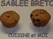 Sablee breton raisins secs