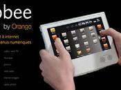 Tabbee nouvelle tablette Orange