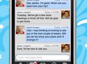 Skype marche qu'en wifi iphone, meuh c'etait avant