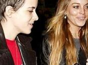 Lindsay Lohan éloignée Samantha Ronson