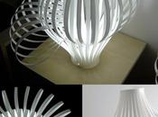Lampe Spirale Chris kirby