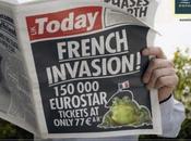 Eurostar, French Invasion
