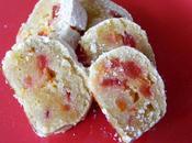 Pain Cadix, pâte d'amandes maison fruits confits