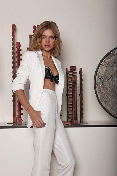 Natalia Vodianova pour Etam