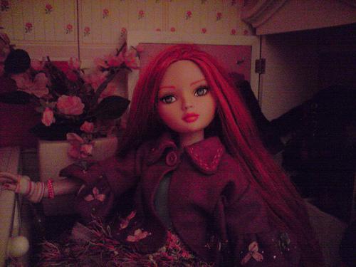 Winnie, Lola… et la chambre Rose  Paperblog