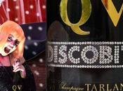 Cuvée (QV) discobitch Champagne Tarlant déplacement marketing