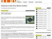 Free Music Archive, téléchargez 5000 musiques librement légalement