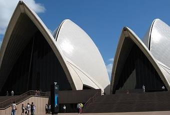 sydney opera house essay example Concert halls - sydney opera house and the berlin philharmonic the sydney opera house by jørn utzon (1957-1973) other examples of postmodern architecture the fairmont, san jose ca completed 1987.