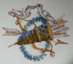 Symbolique des iconographies des cadeaux de mariage aux XVIIe et XVIIIe siècles.