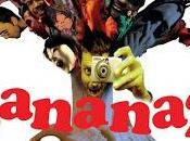 Gorillaz Bananaz