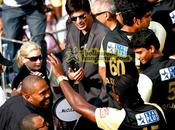 celebrity Parade (Preity, SRK, Shilpa)