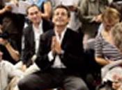 Sarko «maître monde» arrêt images…