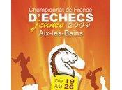 Championnat France d'échecs Jeunes 2009 ronde 14h30