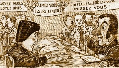 """""""Sachons vaincre ou sachons périr !"""" - Une histoire de la Fédération des Communes de France (librement inspiré du mod Kaiserreich sur Darkest Hour) - Page 2 1920-congres-tours-envoyes-speciaux-guignol-g-L-1"""