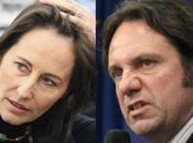 L'UMP concentre attaques Ségolène Royal