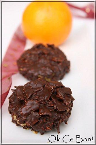 biscuits moelleux orange et chocolat noir d 39 anne sophie pic paperblog. Black Bedroom Furniture Sets. Home Design Ideas