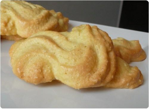 Biscuits à la noisette