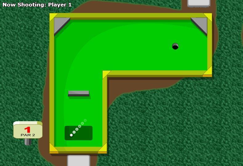 mini golf flash