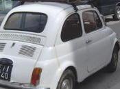 Fiat 500, poisson pilote.