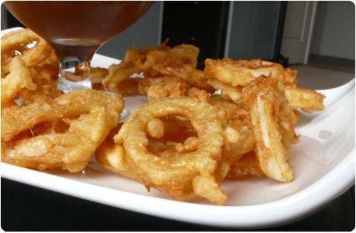 Beignets de calamar sauce balsamique voir for Prima cuisine gourmande