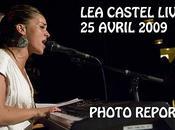 Photo report CASTEL concert avril 2009