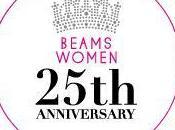 Beams Women 25th Anniversary