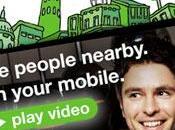 réseau social pour mobile reportage France