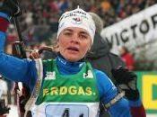 Sylvie Becaert podium.