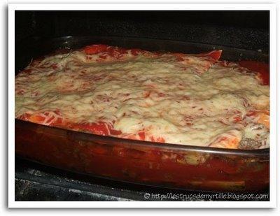 C'est vendredi, c'est lasagnes