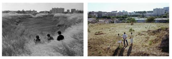 Ma proche banlieue : exposition autour des photographies de Patrick Zachmann