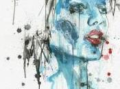 [Graphic/Art] blue