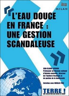 L'eau douce en France